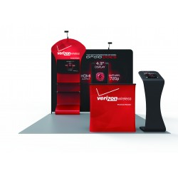 10 x 10ft Portable Exhibition Stand Display Booth I