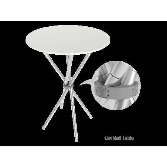 Custom Highboy Bar Height Cocktail Table
